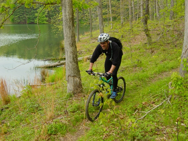 Cross Country Off Road Cycling